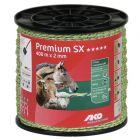 AKO Premium SX schrikdraad geel/blauw