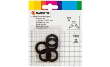 """Gardena Rubberringen (3/4"""") ( 5 stuks)"""