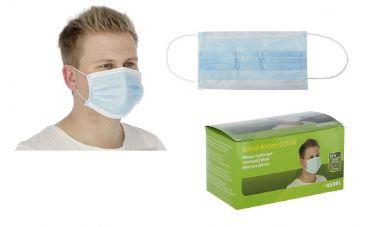 Stofmasker/Hygiënemasker (50 st.)