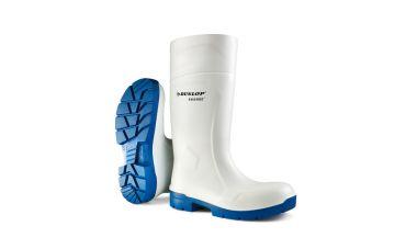 Dunlop Purofort Multigrip Safety Knielaars (wit)