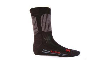 Stapp Allround Sokken (zwart)