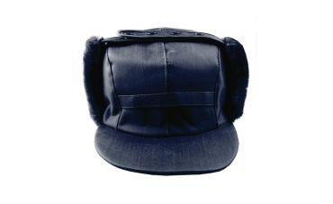 Nylon Bontpet (marineblauw)