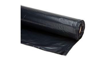 Plastic Bouwfolie 50x6m (zwart)