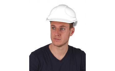 Veiligheidshelm (wit)