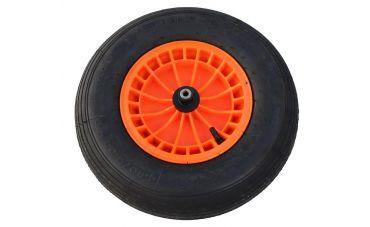 Kruiwagenwiel met kunststof velg (4,80/4,00x8, 2ply)