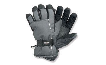 Skihandschoenen (grijs/zwart)