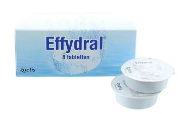 Effydral Bruistabletten (8 stuks)
