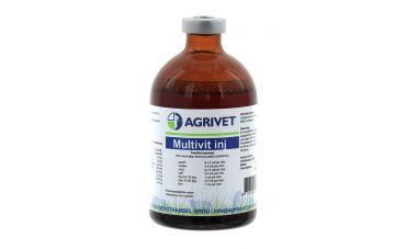 Agrivet Multivit inject (100ml)