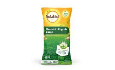 Meststof gazon 10kg Solabiol