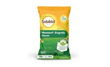 Meststof gazon 5kg Solabiol