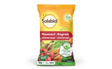 Meststof Universeel 5kg Solabiol