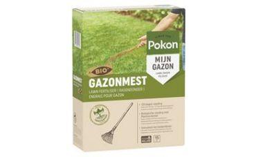Pokon Bio Gazonmest 15m2, 1kg