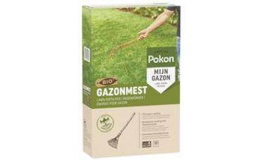Pokon Bio Gazonmest 30m2, 2kg