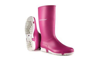 Dunlop Sportlaars (roze)