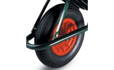 Kruiwagenwiel Limex met kunststof velg