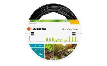 Gardena Drubbelbuis Bovengrons (4,6mm / 15m)