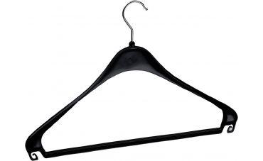 Kledinghanger met broek ophanger (44cm)