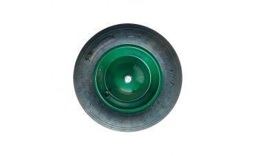 Kruiwagenwiel Limex met stalen velg