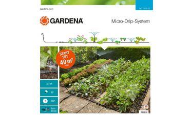 Gardena MDS Startset voor bloembedden en moestuinen