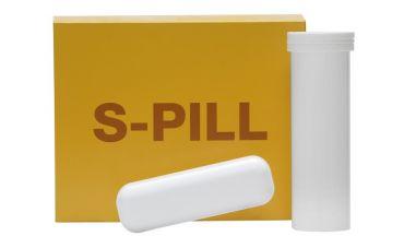 S-pill (4 stuks)