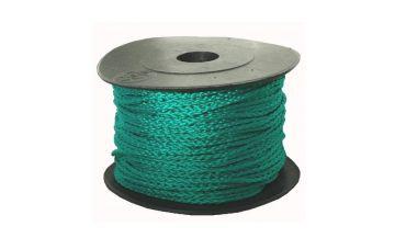 Metseldraad nylon 1mm / 50m (groen)