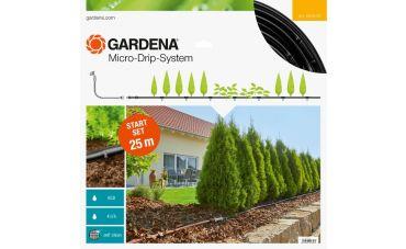 Gardena Micro-Drip system Startset M voor 25m rijplanten