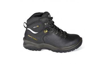 Grisport Werkschoen Hoog zonder Kruipneus (zwart)