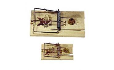 Muizen/Rattenval Luchs hout