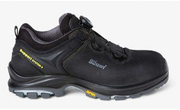 Grisport Werkschoen met Boa-sluitsysteem (zwart)