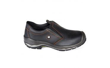 Grisport Instap-Werkschoenen met kr.neus (zwart)