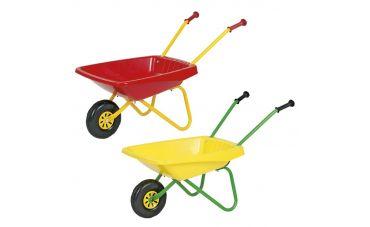 Rolly Toys Kinderkruiwagen met Kunststof bak