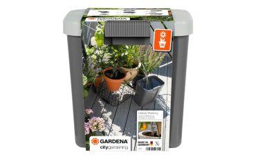 Gardena Vakantiebewateringsset met voorraadvat (9 Liter)