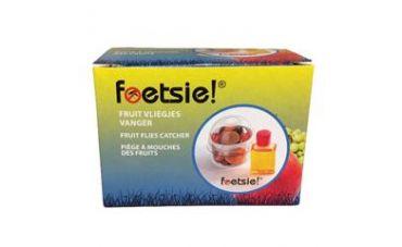 Fruitvliegjes vanger Foetsie!