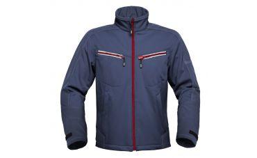 Havep Attitude Softshell jas (marineblauw)