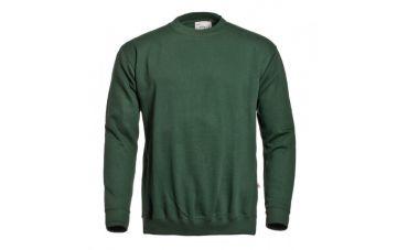 Santino Sweater met ronde hals (groen)