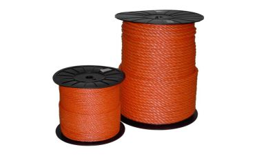 Polypropyleen touw (oranje) (100m)