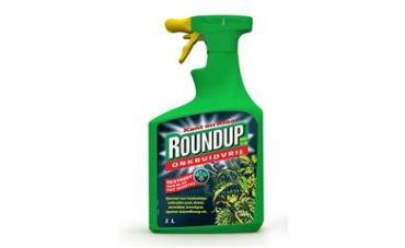 Roundup Hardnekkig onkruid 1L spray