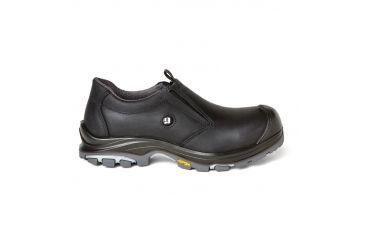 Grisport Camino Instap Werkschoen (zwart/grijs)