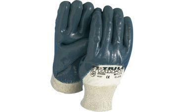 Tricot NBR handschoenen met boord