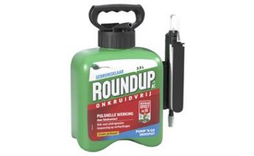 Roundup Natural Drukspuit 2.5L