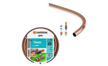 """Gardena Classic Tuinslang met aansluitingen (1/2"""" / 20m)"""