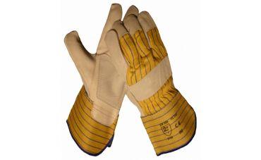 Boxleder Handschoen met palmversterking