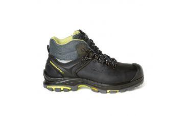 Grisport Tundra Hoog Werkschoen (zwart/lime)