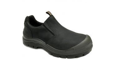 NoRisk Instapper Werkschoen (zwart)