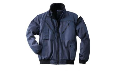 Storvik Pilotjack poly/katoen (marineblauw)