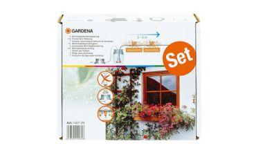 Gardena Volautomatische bloembakbesproeiingsset