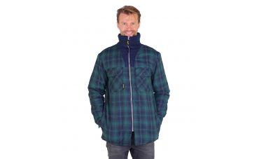 Storvik Vancouver Thermohemd (Blauw/groen)