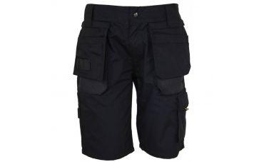 Storvik Job Bermuda broek (zwart)