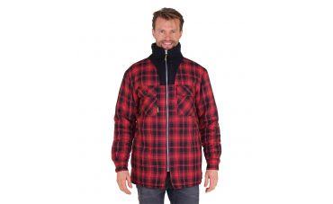 Storvik Vancouver Thermohemd (rood/zwart)