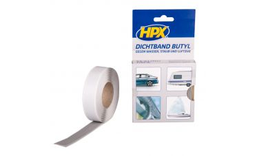 HPX Butyl Afdichtingstape (20mm x 3m)
